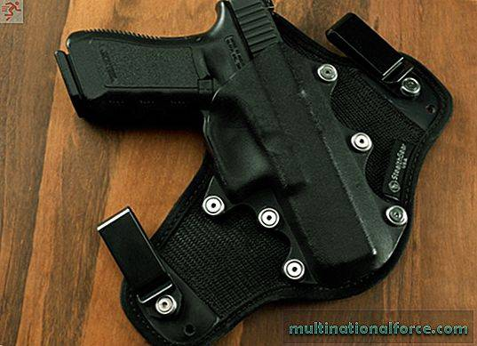 Zubehör - StealthGearUSA Onyx Holster Review