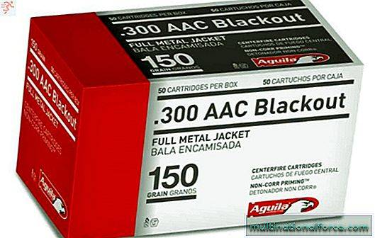 Neue Munition: Aguila Munition .300 Blackout