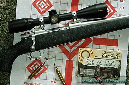 Munition - Patronen-Review: Die hart schlagende .257 Weatherby Magnum