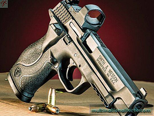Kernstärke: Smith & Wesson M & P Pro CORE Review