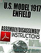 US Model 1917 Enfield Montage- / Demontageanleitung Download