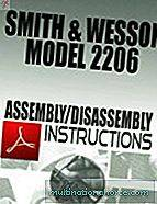 Waffenschmiedekunst - Smith & Wesson Modell 2206 Montage- / Demontageanleitung Download