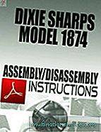 Dixie Sharps Model 1874 Montage- / Demontageanleitung Download