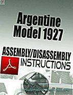 Argentinisches Modell 1927 Montage- / Demontageanleitung Download