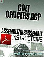 Waffenschmiedekunst - Colt Officers ACP Montage- / Demontageanleitung Download