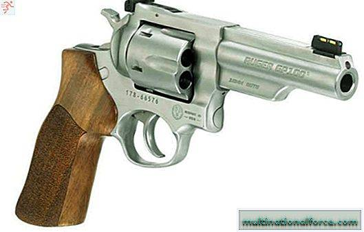 Neuer Revolver: Ruger GP100 Match Champion in 10mm