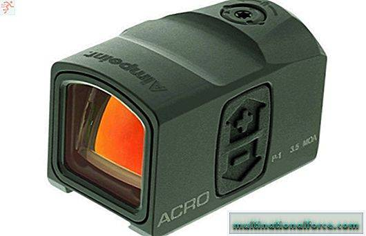 optika - Nová optika: Aimpoint ACRO P-1
