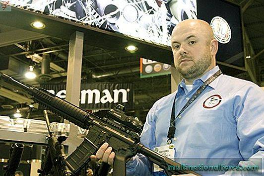 SHOT Show 2011: Leupolds neue HAMR-Optik