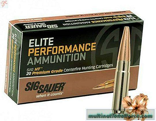 SIG Elite Performance Ammunition ide na lov