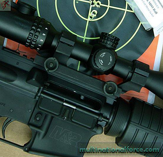 AR-15 Review: Smith & Wesson M & P-15