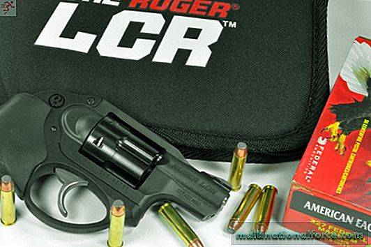 Bericht: Ruger LCR in .327 Federal Magnum